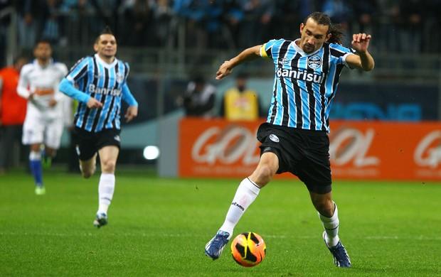 Barcos, Grêmio x Cruzeiro (Foto: Lucas Uebel/Grêmio FBPA)