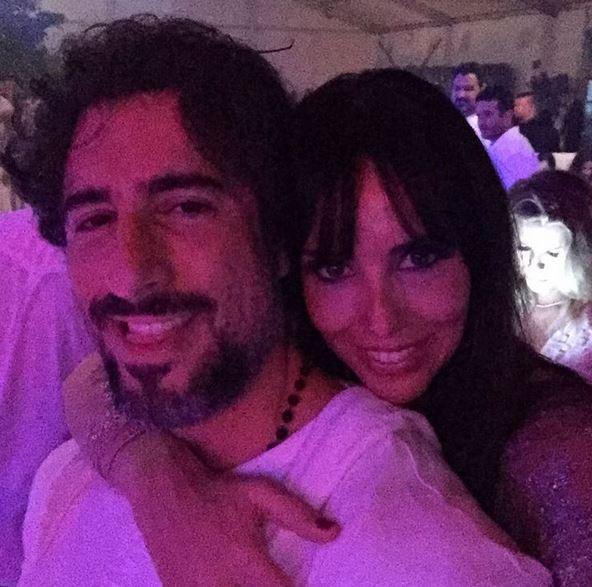 Marcos Mion e a esposa, Suzana Gullo (Foto: Reprodução/Instagram)