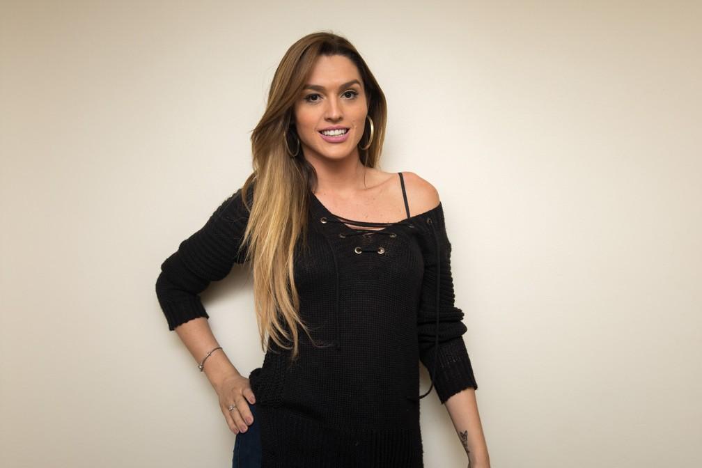 Daniela Lima, de 28 anos, estuda educação física na universidade e representa Mato Grosso do Sul (Foto: Celso Tavares/G1)