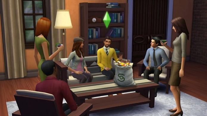 Veja como ganhar dinheiro em The Sims 4 sem usar Cheats (Foto: gamefront.com) (Foto: Veja como ganhar dinheiro em The Sims 4 sem usar Cheats (Foto: gamefront.com))
