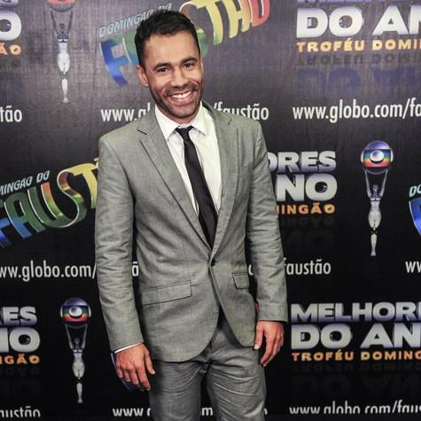 Rodrigo Sant'Anna (Foto: Matheus Cabral/ TV Globo)