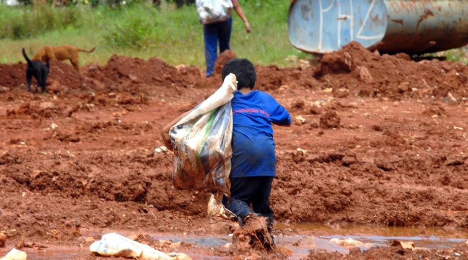 Governo lança campanha contra trabalho infantil (Foto: Reprodução/Wikimedia Commons)