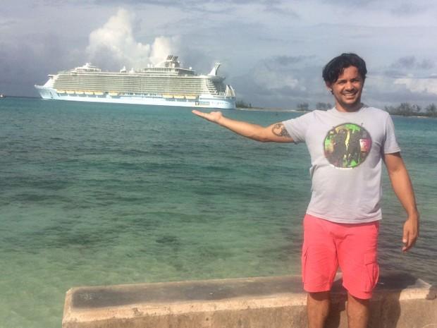 Brasileiro desapareceu ao tentar travessia para os EUA (Foto: Arquivo Pessoal)