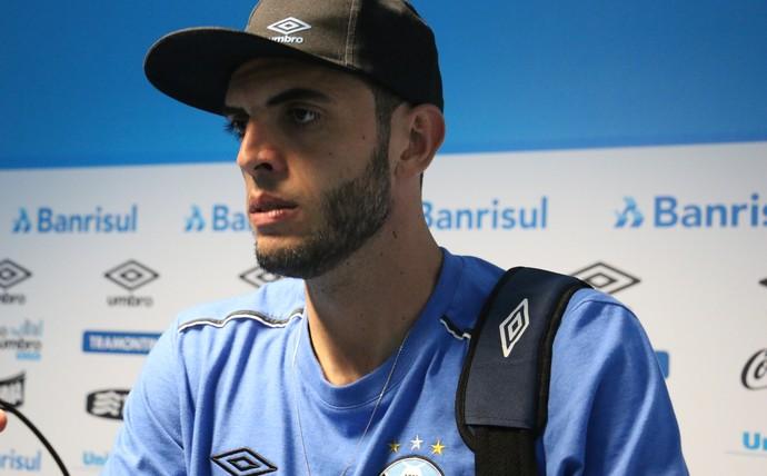 Rhodolfo Grêmio (Foto: Eduardo Moura/Globoesporte.com)