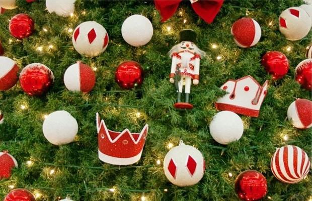"""Decoração natalina do Bougainville terá """"O Quebra-Nozes"""" como tema (Foto: Divulgação)"""