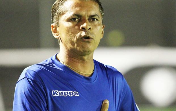 Marcos Nascimento, técnico do Nacional de Patos (Foto: Magnus Menezes / Jornal da Paraíba)