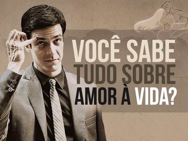 Quiz (Foto: Amor à Vida/TV Globo)
