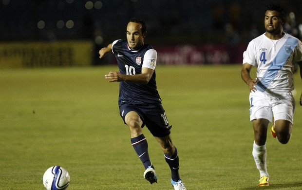 Landon Donovan, EUA (Foto: EFE)