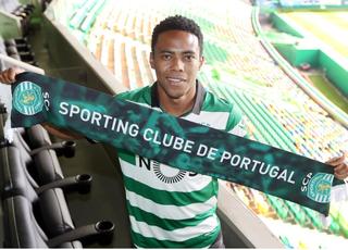 Elias Sporting Twitter (Foto: Reprodução/Twitter)