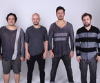 Luis Lobianco, Gustavo Miranda, João Vicente de Castro e Gregorio Duvivier | Divulgação