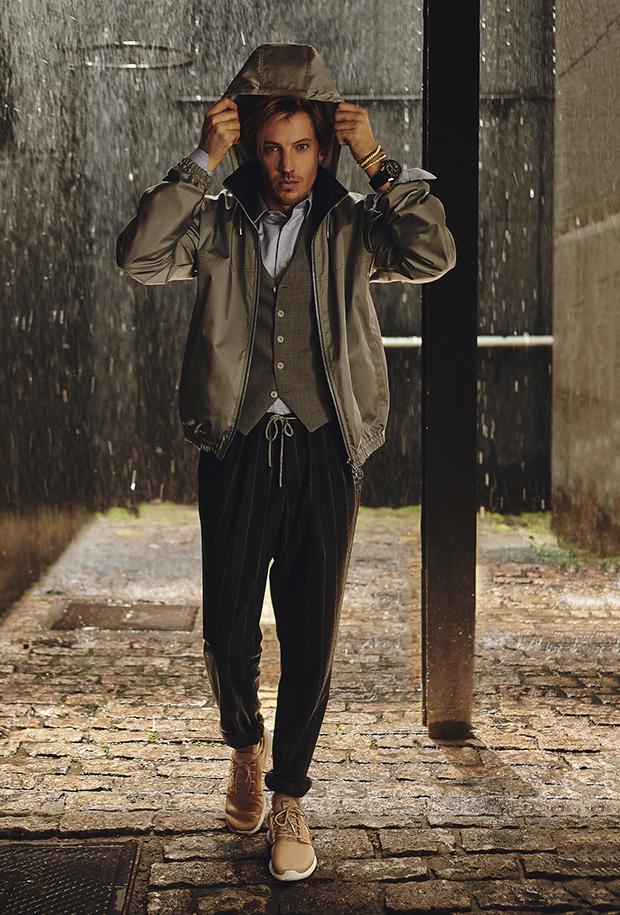 Moda Chove chuva  (Foto: higor bastos)