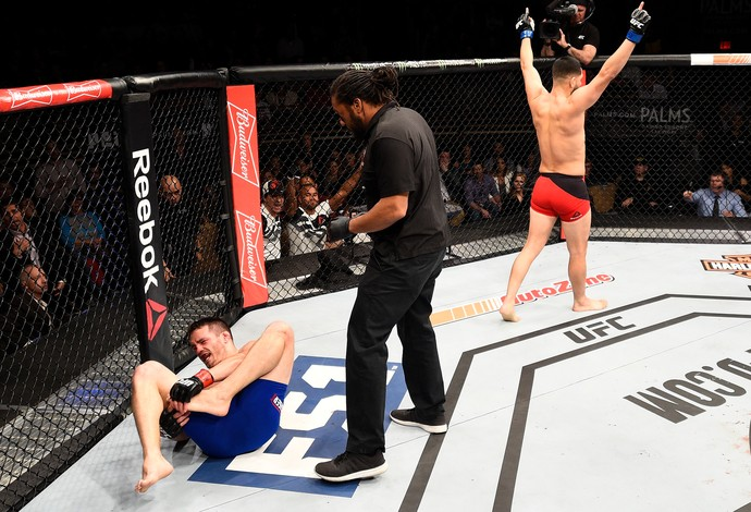 Jorge Masvidal Jake Ellenberger TUF 24 Finale (Foto: Getty Images)