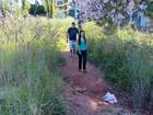 Trecho de trilhos inativos causa transtornos em Uberlândia