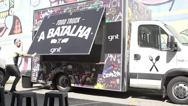 Food truck a batalha (Foto: Divulgao)