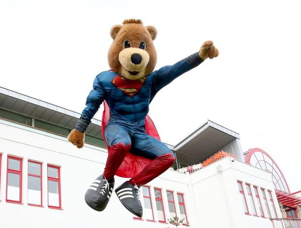 Bernie mascote Bayern de Munique