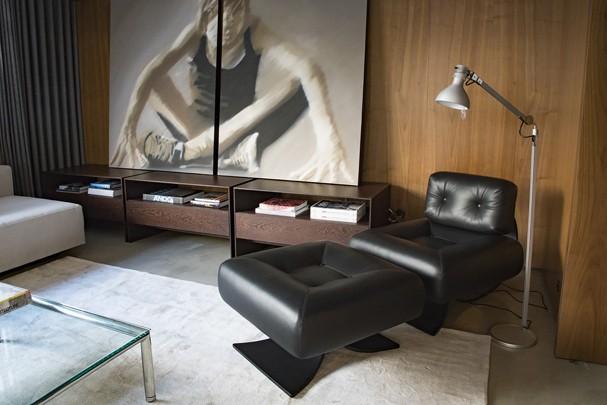 Apartamento Fernanda Cassou (Foto: André Nacli/ divulgação )