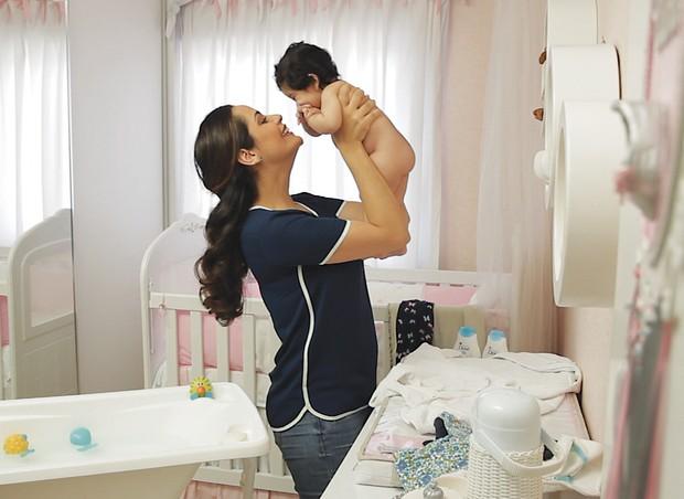 Praticidade na hora do banho vem com o dia a dia (Foto: Divulgação)