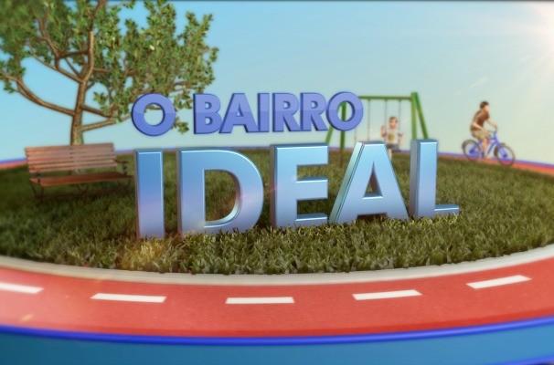 O Bairro Ideal é um projeto realizado pela TV TEM (Foto: Reprodução/TV TEM)