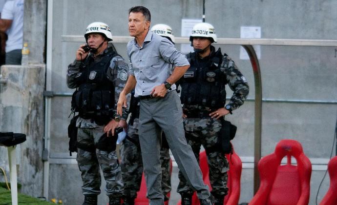 Juan Carlos Osorio são paulo (Foto: Antônio Carneiro / Pernambuco Press)
