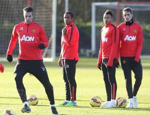 Anderson Manchester United (Foto: Reprodução / Facebook)