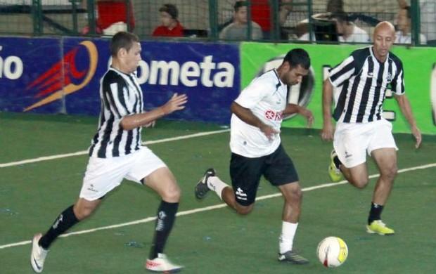 Botafogo Corinthians showbol (Foto: Divulgação)