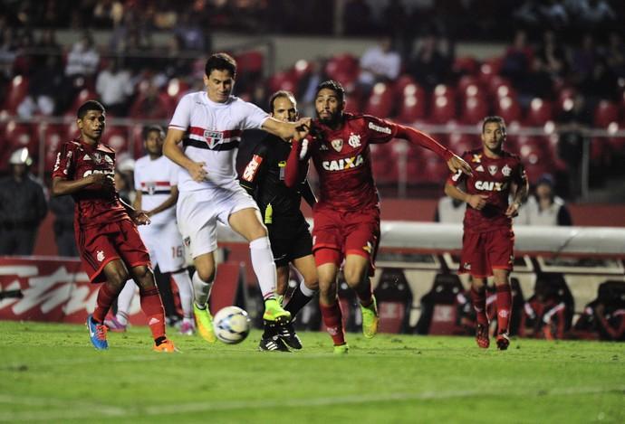 Ganso São Paulo (Foto: Marcos Ribolli)