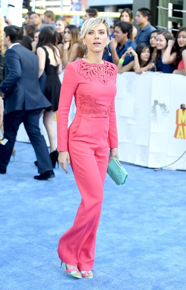 Scarlett Johansson (Foto: AFP)