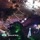 Árvore da Globo é inaugurada com festa (TV Globo/Divulgação)