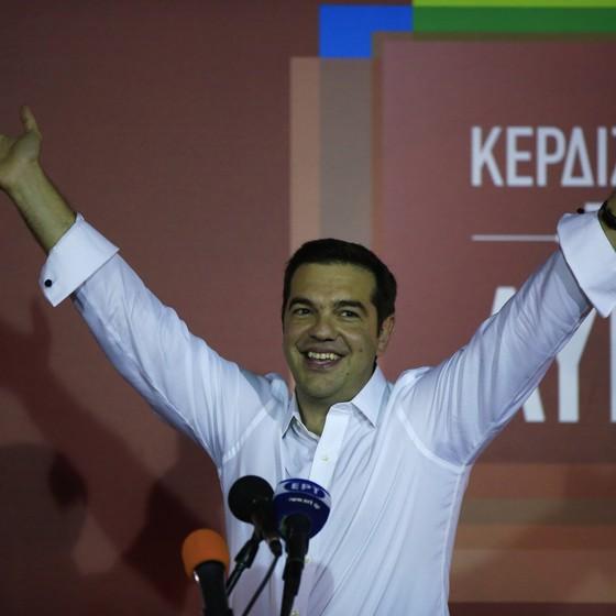 Alexis Tsipras  (Foto: AP)