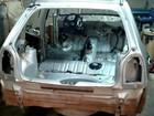 PM prende jovens em desmanche de veículos em Uberlândia