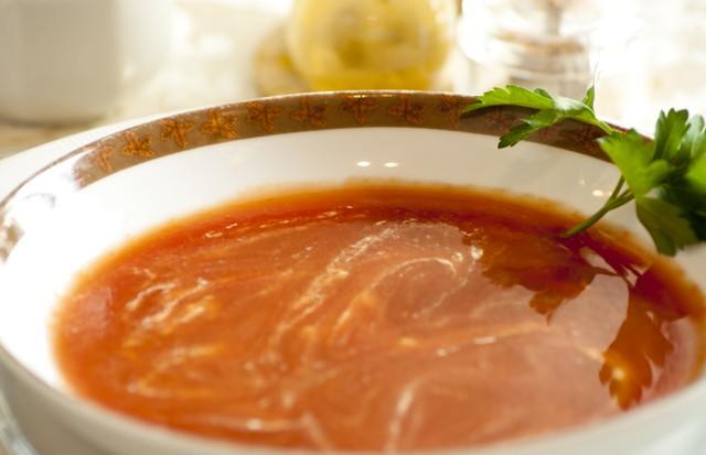 Sopa de tomate (Foto: Divulgação)