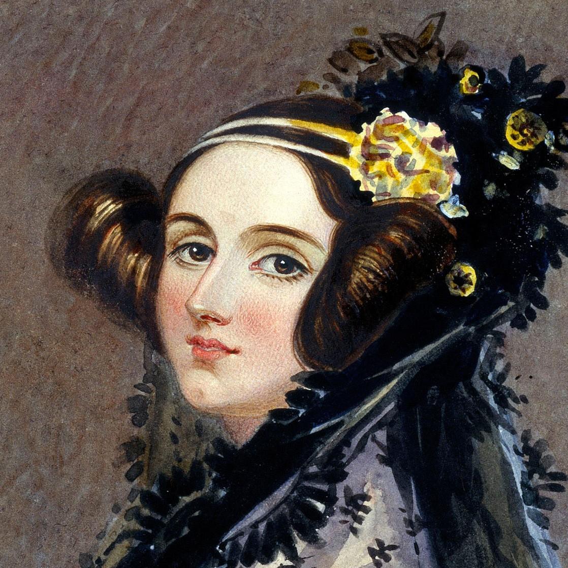 Ada Lovelace, primeira programadora do mundo, é a homenageada da Semana da Mulher na Tecnologia (Foto: Reprodução)