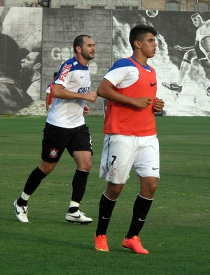 Danilo Corinthians (Foto: Rodrigo Faber)