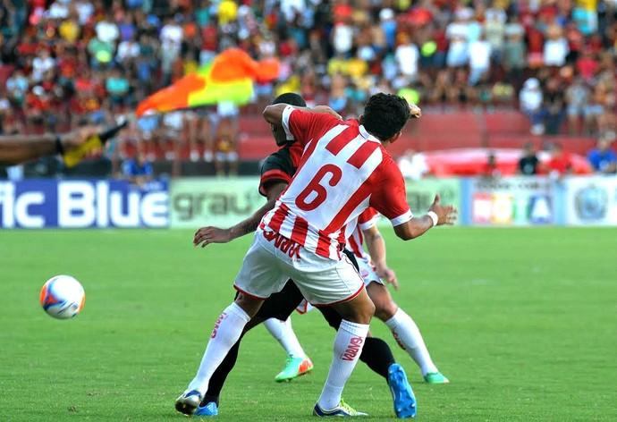Náutico troca de patrocinador de material esportivo (Foto  Antônio Carneiro    Pernambuco Press) 6c3ce81d23ef6