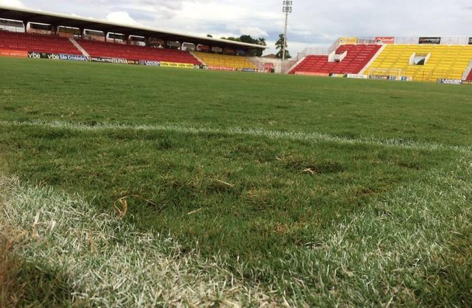 Estádio José Liberatti Osasco (Foto: Rodrigo Faber)