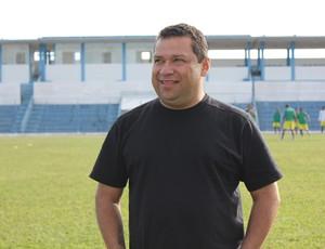 Edney Lucas, presidente do Genus (Foto: Michele Carvalho)