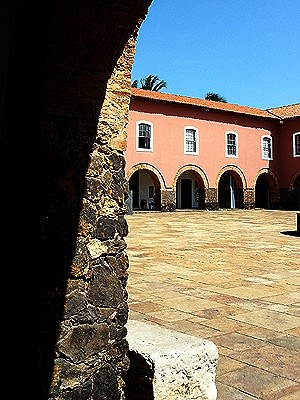 Convento das Mercês, em São Luís (MA) (Foto: Maurício Araya / G1)