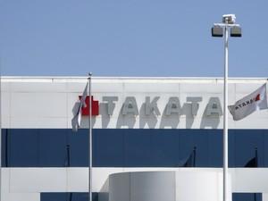 Airbags feitos pela Takata causam recall de milhões de veículos (Foto: REUTERS/Joanna Zuckerman Bernstein)
