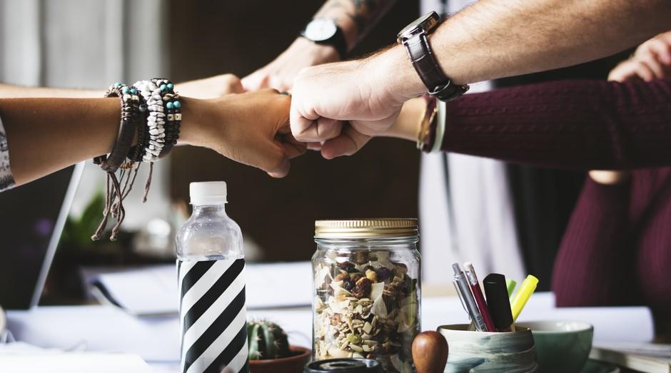 teamwork, parceria, amizade, cumplicidade, amigos (Foto: Pexels)