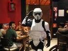 'Conselho Jedi' se reúne em Santos, SP, para maratona 'nerd' de Star Wars