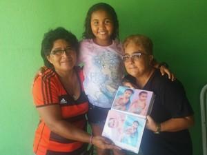 Casal homoafetivo, família, adoção de crianças, Macapá, Amapá (Foto: Jorge Abreu/G1)