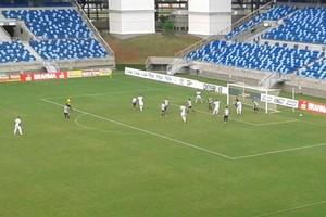 Cuiabá e Estrela do Norte Arena Pantanal COpa Verde (Foto: Attila Eugênio/TVCA)