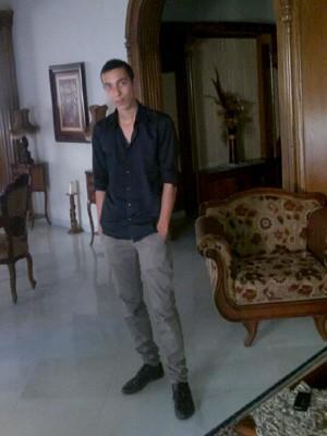 Universitário vindo da Síria, Kamel Zinou, é aprovado na Unicamp em Campinas (Foto: Kamel Zinou/ Arquivo pessoal)