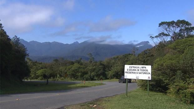 Nossa equipe vai percorrer a estrada mais antiga do nosso estado (Foto: Reprodução/RPC)