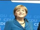 Angela Merkel é reeleita para terceiro mandato com 42% dos votos