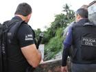Casal é preso em Itinga suspeito de integrar quadrilha do traficante 'Nicão'
