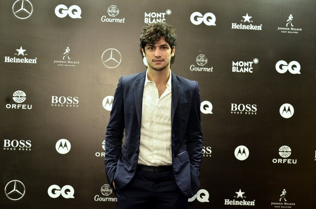 Gabriel Leone (Foto: Roberto Teixeira / Ego)