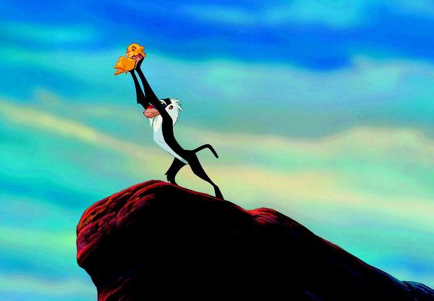 Cena de Rei Leão, um dos filmes mais icônicos da Disney (Foto: Divulgação)