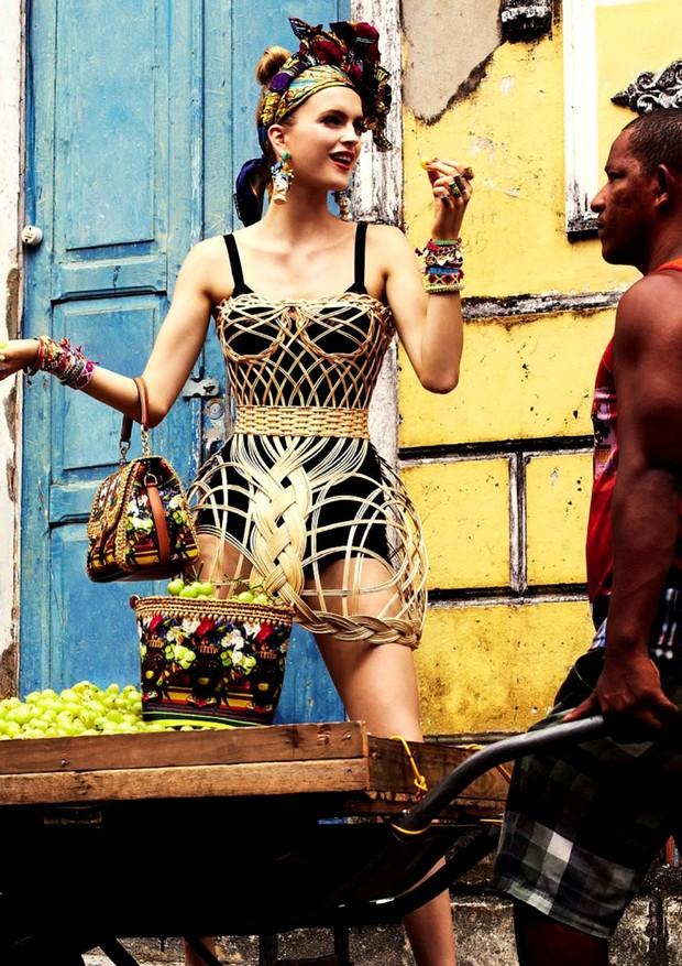 Vogue Brasil (Foto: Giampaolo Sgura / Arquivo Vogue)