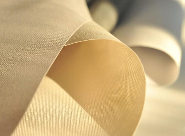 O tecido Sea-Tex é feito com material reciclado, recuperado das águas do oceano (Foto: Divulgação)